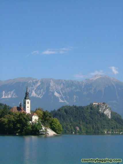Lake Bled - www.countrybagging.com