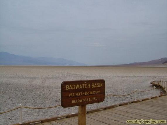 Badwater - www.countrybagging.com