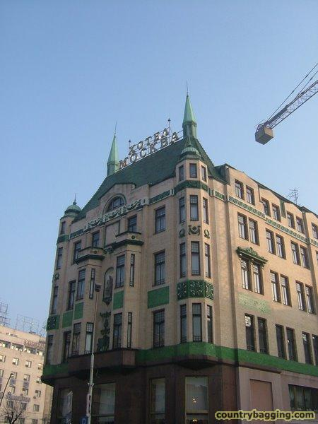 Hotel Moscow - www.countrybagging.com
