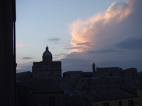 Piazza Armerina Sunset - countrybagging.com