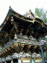 Temple at Nikko - countrybagging.com
