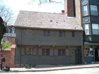 Paul Revere's House - www.countrybagging.com