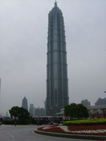 Jinmao Tower - www.countrybagging.com