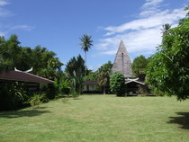 The Gauguin museum on Tahiti - www.countrybagging.com