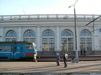 Minsk Station - www.countrybagging.com