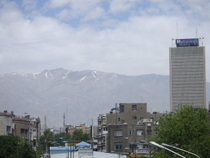 Downtown Tehran - www.countrybagging.com