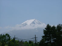 Mt. Fuji - www.countrybagging.com