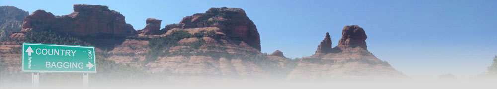 Sedona, Arizona - countrybagging.com