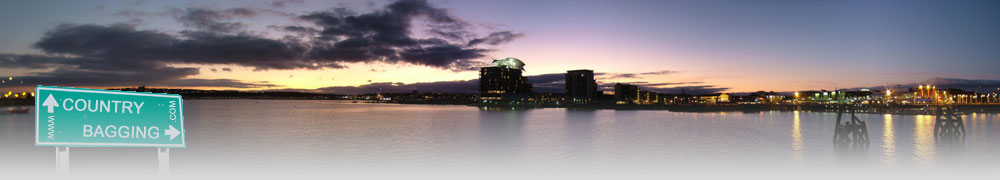 Cardiff Bay - countrybagging.com