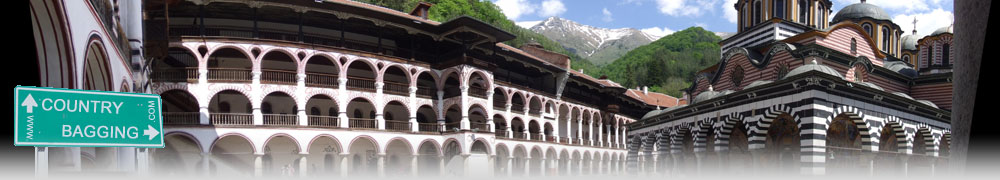The Monastery of Saint John of Rila, Bulgaria - countrybagging.com