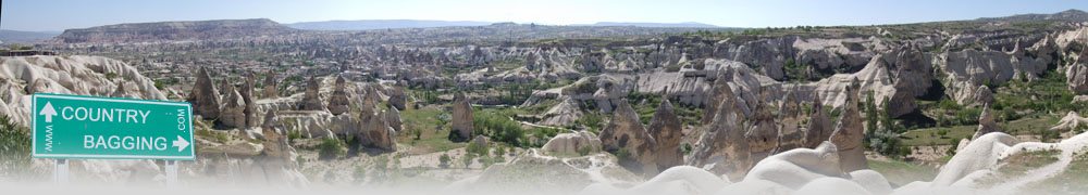 Goreme, Turkey - countrybagging.com