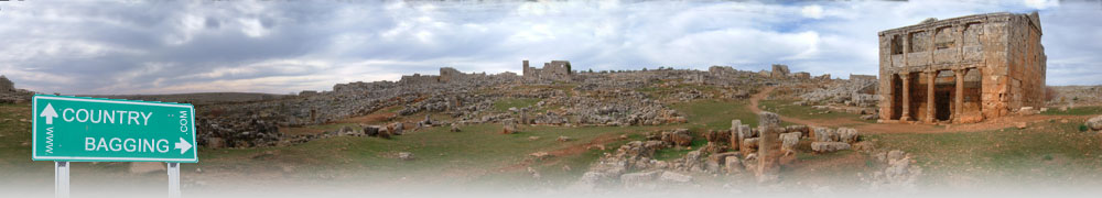The 'Dead Cities' of Serjilla, Syria  - countrybagging.com
