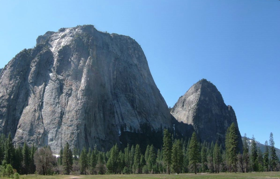 Yosemite - countrybagging.com